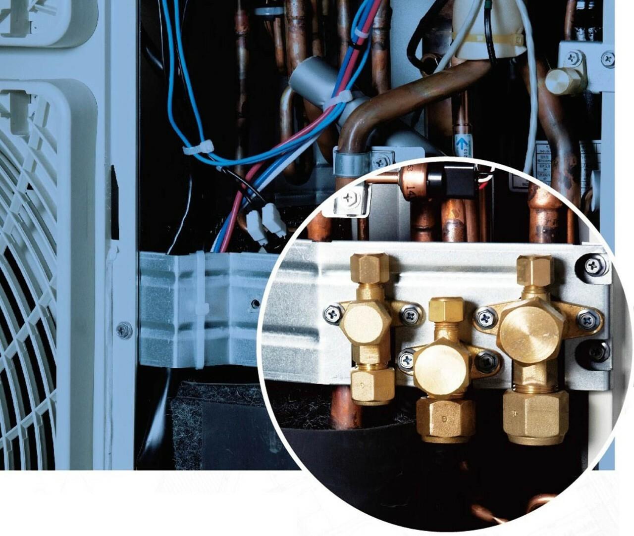 大金中央空调如何通过调节温度和湿度来达到温湿平衡