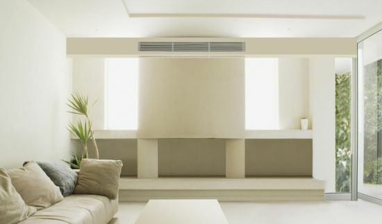 关于中央空调的四个使用禁忌,你都知道吗?