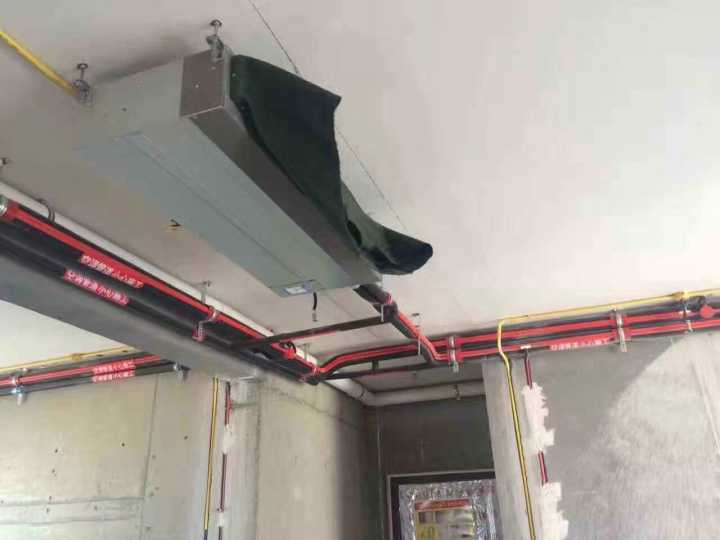 中央空调安装前准备工作