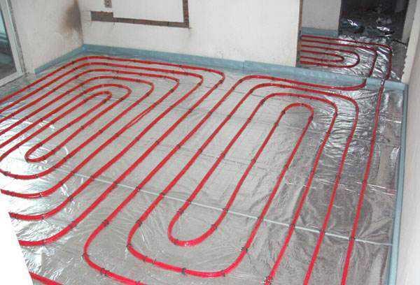为什么我们需要清洗地暖管?