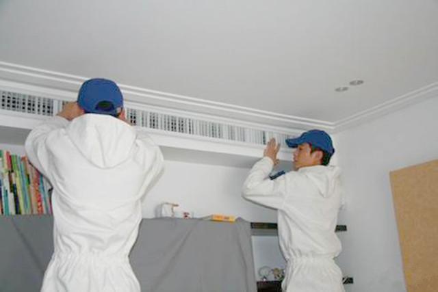 中央空调不清洗会有那些危害?