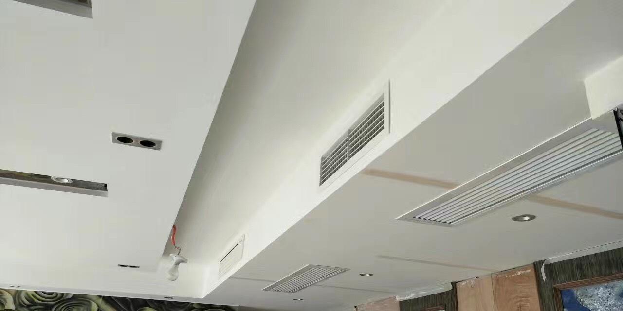空调房里面为什么会有异味产生