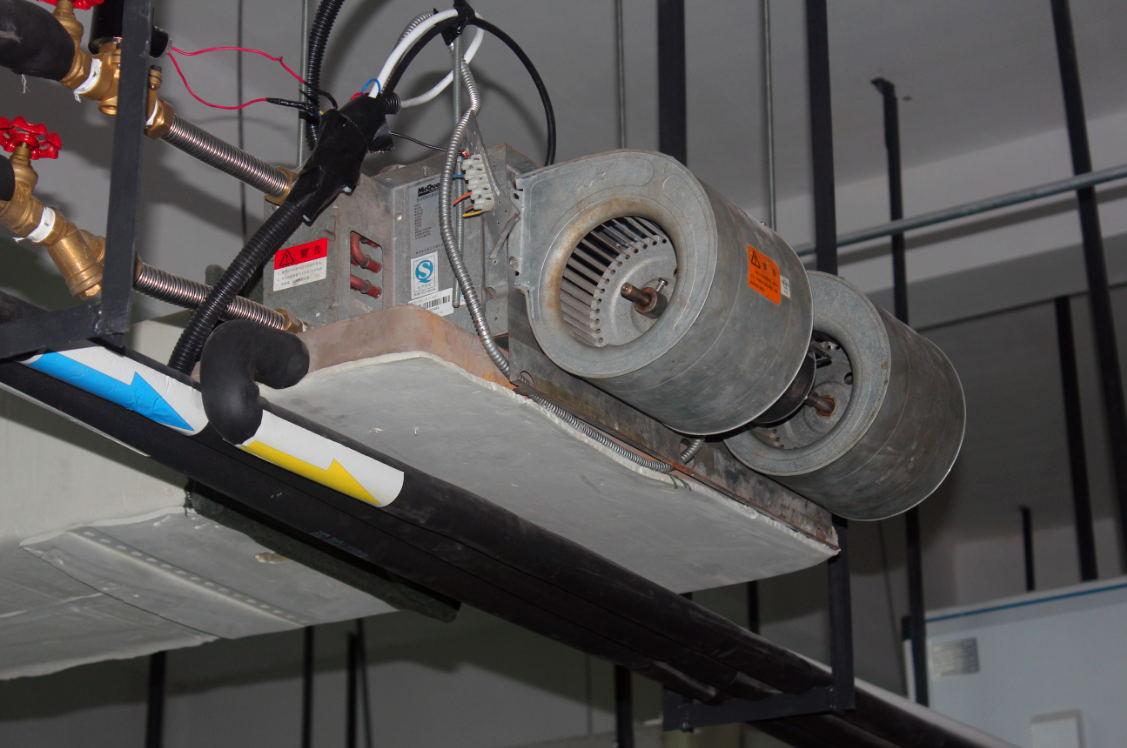 中央空调的风机盘管