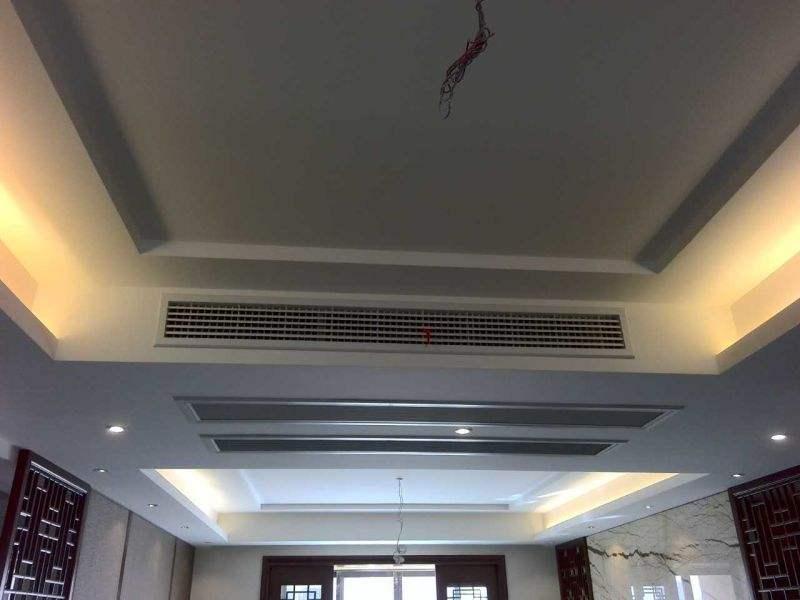该如何提高无锡家用中央空调制冷效果?