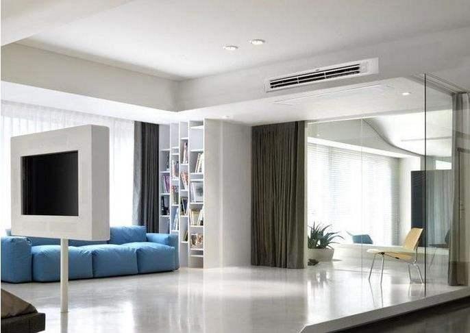 家用中央空调变频与定频有哪些不同?